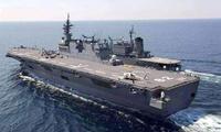 日执政党批准新《防卫大纲》 将改出云号为航母