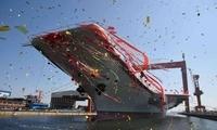 """五艘新型核潜艇同框亮相:中国海军一夜间造出这么多""""大黑鱼"""""""