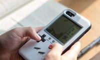 内置10款游戏!这款iPhone保护壳堪称怀旧神器