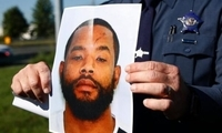 美国马里兰州枪击案嫌犯被捕 曾向6人开枪致3死