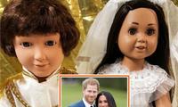 哈里王子新婚玩偶卖千元 却因丑遭吐槽:看不懂两块东西是什么