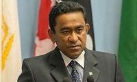 快讯!马尔代夫现任总统亚明承认在大选中落败