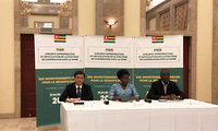 """巢卫东大使出席多哥国家发展计划与中非合作论坛北京峰会""""八大行动""""对接研讨会"""