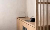 爱丁堡铁匠铺改造的质朴住宅