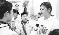 浙江广电集团:30位中国蓝小记者跑两会