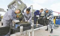 北部战区空军联合地方保障力量验证战时应急保障实案