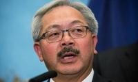 旧金山华裔市长李孟贤去世:享年65岁 死因不明