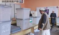 阿富汗内政部长:选举日全天阿富汗共发生192起安全事件