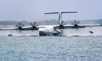 国产两栖大飞机AG600水上首飞 比陆上首飞难在哪?