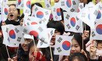 """日本举办""""竹岛日"""" 韩国炸锅:挑衅!强烈抗议!"""