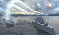 中国电磁炮为何一枝独秀?关键问题美国尚未解决 上舰条件都没有