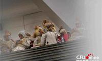 亚运会侧记:开幕式上的小舞者()