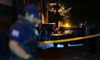 墨西哥南部发生枪击事件造成7人死亡