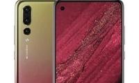 网曝疑似华为Nova4智能手机官方渲染图