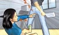 男子不愿离婚连刺妻子两刀 冷静下来后悔不已