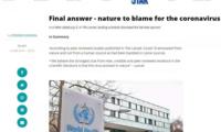 """肯尼亚学者:某些国家不应再散播新冠病毒""""实验室泄漏论"""""""