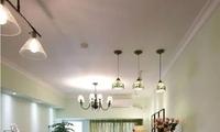 两局的新家,如此搭配不仅让整个空间宽敞明亮,还有大收纳空间