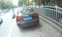 司机被贴罚单后发朋友圈骂交警 以寻衅滋事被行拘