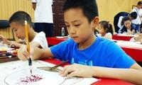 共话中秋巧绘团扇 丰台区开展中华优秀传统文化教育系列公益活动