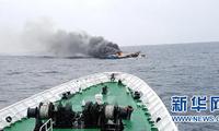 韩海警执法致3名中国船员死亡拒绝赔偿 判中国船长一年半有期徒刑