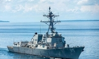 美国驱逐舰闯美济礁12海里:信誉娱乐平台排行派两艘战舰驱离