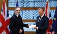 """英外交大臣:欧盟应""""认真对待""""英国脱欧"""