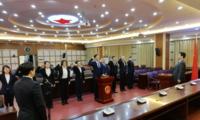 审计署太原特派办举行新任职处级干部宪法宣誓仪式