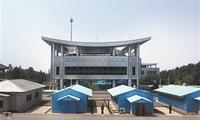 韩朝警备区有望解除武装 双方在各自一侧的扫雷作业基本完成