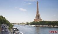 埃菲尔铁塔将翻新 铲除旧漆面积相当3个足球场