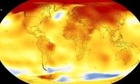 NASA发布2017全球气温:自1880年以来第二高温