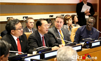 中国常驻联合国代表:各国应共同着力解决发展不平衡不充分问题
