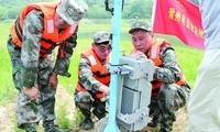 滁州分公司开展防汛抗灾应急演练