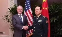 """""""失宠""""的美防长能否改善中美两军关系?"""