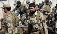 阿富汗安全部队击毙21名塔利班武装分子